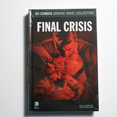Eaglemoss Dc Comics Graphic Novel Collection – Final Crisis – New
