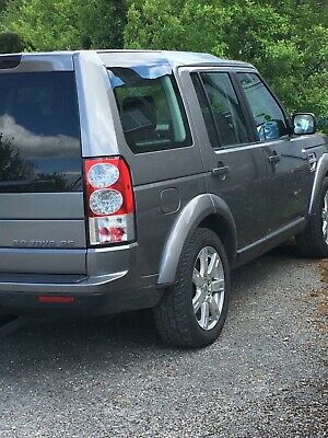 land rover discovery 4 2010 GS