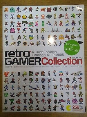 Retro Gamer Collection Volume Two 2 - Imagine Publishing 2008 Magazine Bookazine