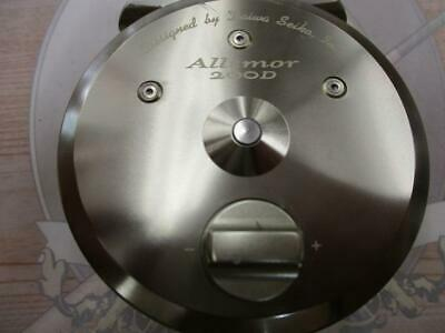 b4727a8f324 Daiwa Alltmor 200D Product number 00405002 Fly reel Fishing w/Some scratches