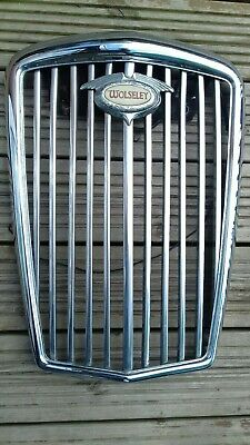 Wolseley Radiator Grille With Working Light