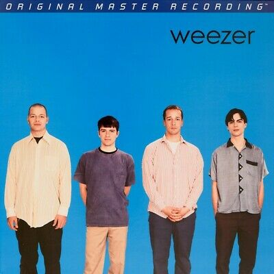 Weezer - Weezer Self Titled Special Edition Blue VINYL LP MFSL1-480