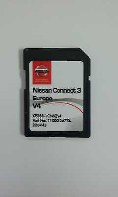 Neu 2019 Nissan Lcn3 Connect3 Sd Karte V4 Map
