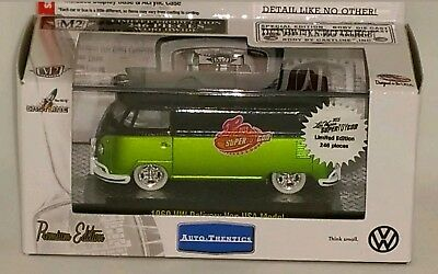2015 M2 Las Vegas Super Toycon Chase Car 1960 Vw Delivery Van / Bus! 1 Of 246!