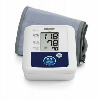 Omron M2 Basic Upper Arm Blood Pressure Monitor - Clinically Validated