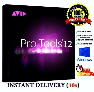 Avid Pro Tools HD v12.5 Ultimate Edition | Lifetime License 🔥| Instant Delivery