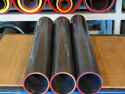 "E0326 Dom Round Steel Tube  3.625 Od  X   3.000 Id  (.312 Wall)   24""  Long"