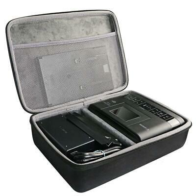 Hard Travel Case for Canon Selphy CP1200 / CP1300 Wireless Color Photo Printer b