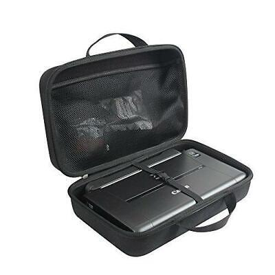 Anleo Hard Travel Case Fits Canon PIXMA iP110 Wireless Mobile Printer with Batte