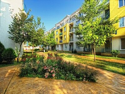 TWO BEDROOM APARTMENT FOR SALE IN SUNNY BEACH, BULGARIA! 20min WALKING TO BEACH
