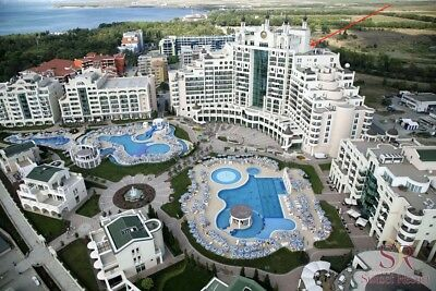 2-Bedroom Luxury Apartment For Sale In Pomorie On The Front Line To The Beach.
