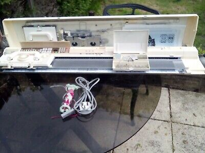 brother kh910 elektroknit knitting machine fully serviced and tested