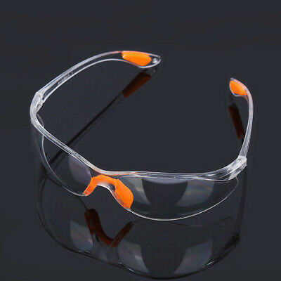 Factory Lab Clear Outdoor Work Goggles Safety Eye Protective Glasses Anti-impact