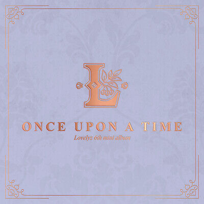 LOVELYZ - ONCE UPON A TIME [Standard Random ver.] CD+Photobook+Photocard+Poster
