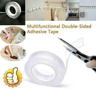 1m Double Sided Super Sticky Heavy Duty Adhesive Tape For Home Kitchen Repair