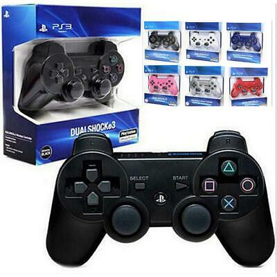 Dual Shock Wireless Controller Remote Gamepad Joystick Bluetooth For PS3 Gamepad