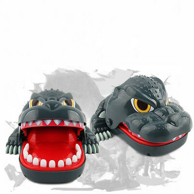 Funny Dinosaur Crocodile Dentist Game Big Mouth Fingers Toys Kids Adults Latest