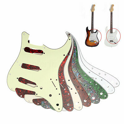 3 Ply Guard for Scratchplate Pickguard USA/MEX Fender Stratocaster Strat * SSS