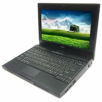 Cheap Student Dell Netbook Intel Processor 1.6GHz 2GB 80GB Window 7 Professional
