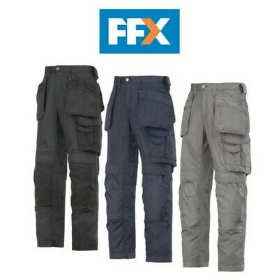 Snickers 3211 Cooltwill Trousers With Holster Pocket - Various Colours and Sizes