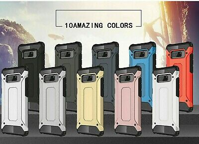 FOR SAMSUNG GALAXY S10/Plus/S10e Shockproof Armor Kickstand Phone