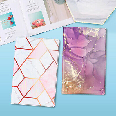 """For Apple iPad mini 5 7.9"""" 6th 5th 9.7"""" Soft Marble PU Leather Case Smart Cover"""