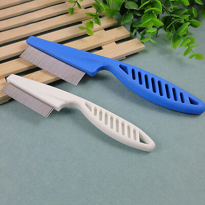 Vogun Pet Shedding Brush Comb Rake Tool Grooming Dog Cat Short Hair Pin TDCA