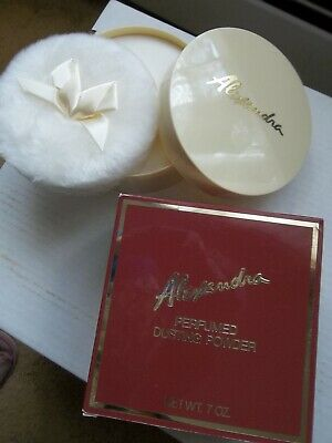 MIB Alexandra de Markoff ALEXANDRA Body Powder 7 oz