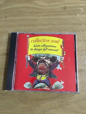 Collective Soul: Hints Allegations and Things Left Unsaid CD