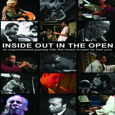 Dvd Inside Out In The Open