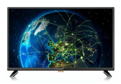 TV 32 Pollici Televisore Smart Tech HD Ready DVB T2 Hotel LE-32Z4TS ITA