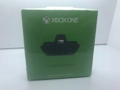 Official Xbox One Stereo Headset Adapter Xbox One