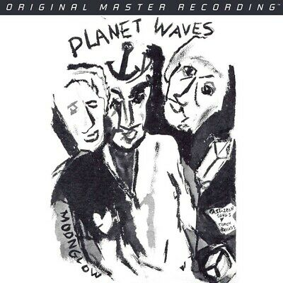 Bob Dylan - Planet Waves 180g Vinyl LP MFSL1-443