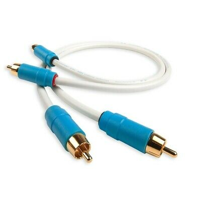 Chord Company C-Line Interconnects 0.5m RCA Pair