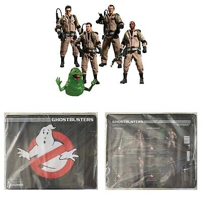 GHOSTBUSTERS (EGON RAY WINSTON PETER) ONE 12 1:12 Mezco Toyz 2019 ACTION FIGURES