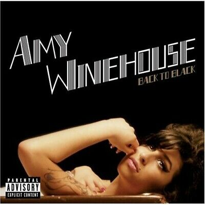 Amy Winehouse - Back to Black Vinyl LP (Universal B0008994-01)