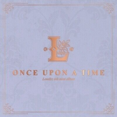 Lovelyz-[Once Upon A Time]6th Mini Album Random Cover CD+Poster+Booklet+Card+etc