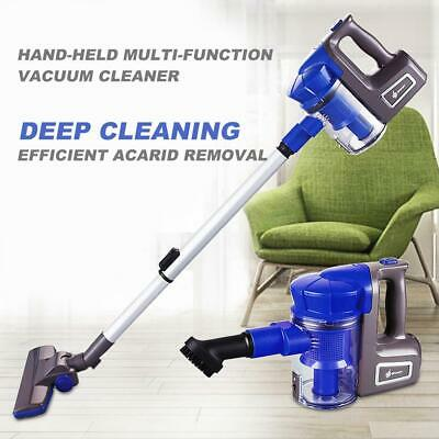 220 (V) Cordless Hoover Upright 2in1 Handheld Stick Vacuum Cleaner With 4 Brush