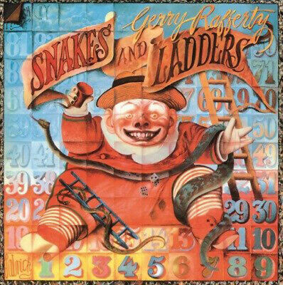 Gerry Rafferty - Snakes And Ladders - 180g Vinyl LP