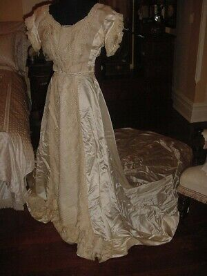 Collection Of Antique Clothing And Textiles