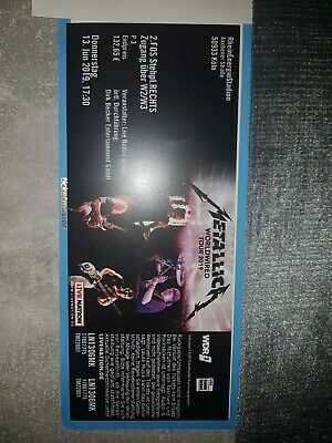 Metallica Köln WORLDWIRED TOUR 2019