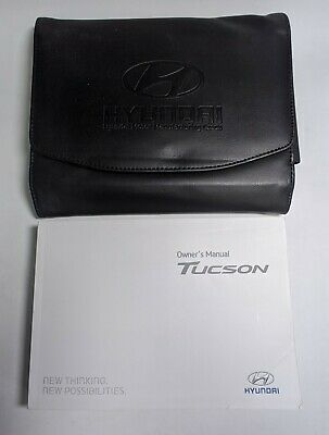 GENUINE HYUNDAI H-1 i800 OWNERS MANUAL HANDBOOK WALLET 2008-2017 NAVI PACK E-194