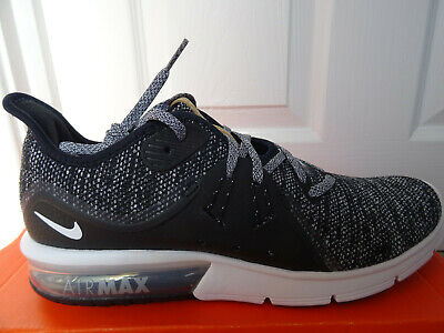 sports shoes b552b 3fafa Nike Air Max Sequent 3 trainers shoes 921694 011 uk 8 eu 42.5 us 9 NEW
