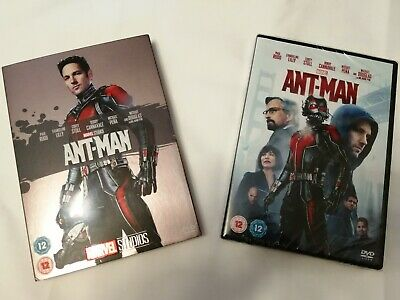 Marvel Ant Man Dvd With Ltd Edn Sleeve Mint Condition Antman