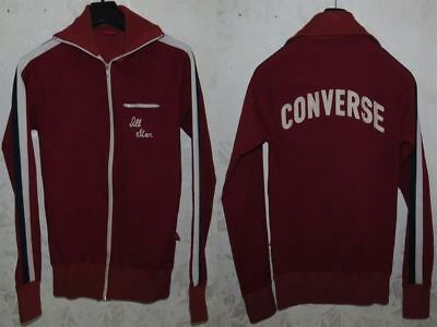 Giacca Jacket Suit Track Top Converse All Star Allstar Usa Sz.s Italy No Shirt