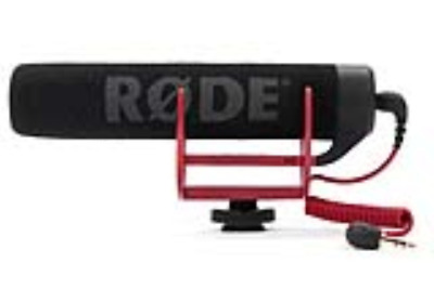 RODVMGO RODE VideoMic GO Lightweight On-Camera Microphone :: RODVMGO  (Headphone
