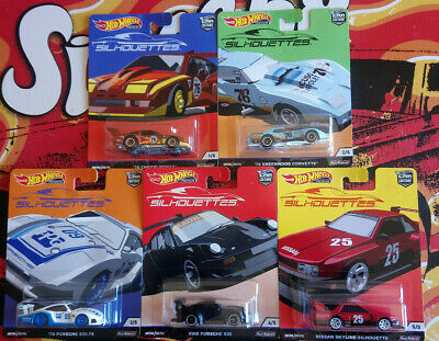 Hot Wheels Car Culture Silhouettes Choise/Choix lot ou à l'unitè ( N32)