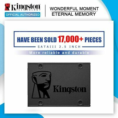 Kingston A400 SSD 120GB 240GB 480GB 2.5 inch SATA III HDD Hard Disk HD SSD