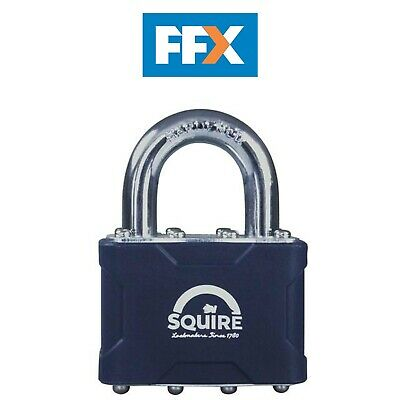 Henry Squire 39 Stronglock Padlock Open Shackle 51mm