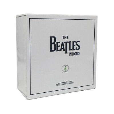 The Beatles White Beatles The 13 CDs Box Set The New CD